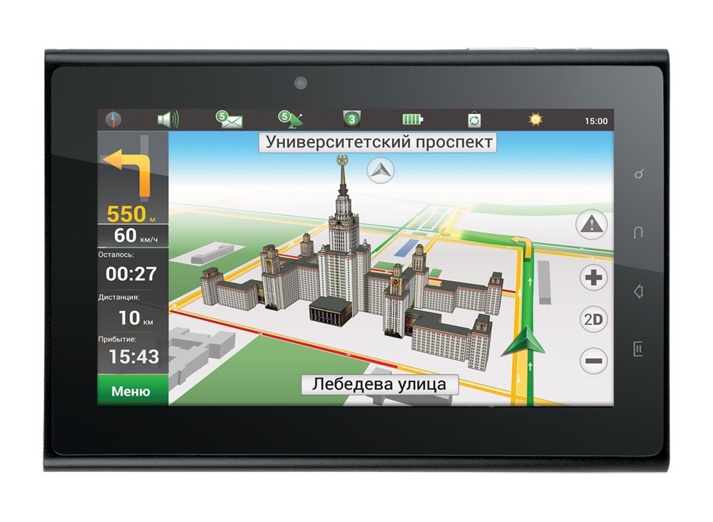 Миниатюра продукта PROLOGY iMap-7000Tab