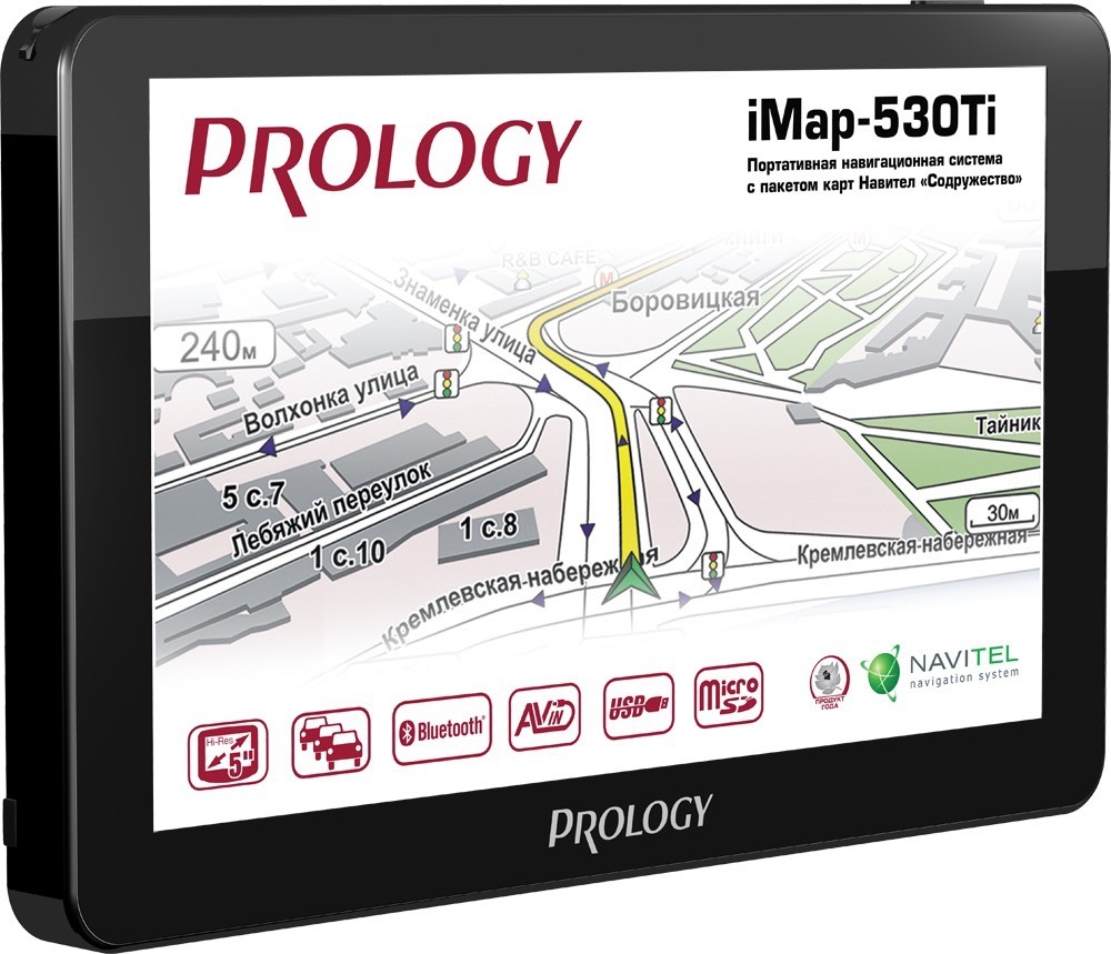 Миниатюра продукта PROLOGY iMap-530Ti