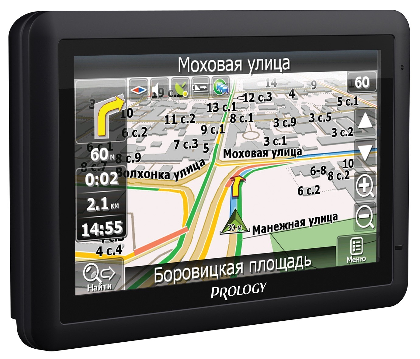 Миниатюра продукта PROLOGY iMap-552AG+