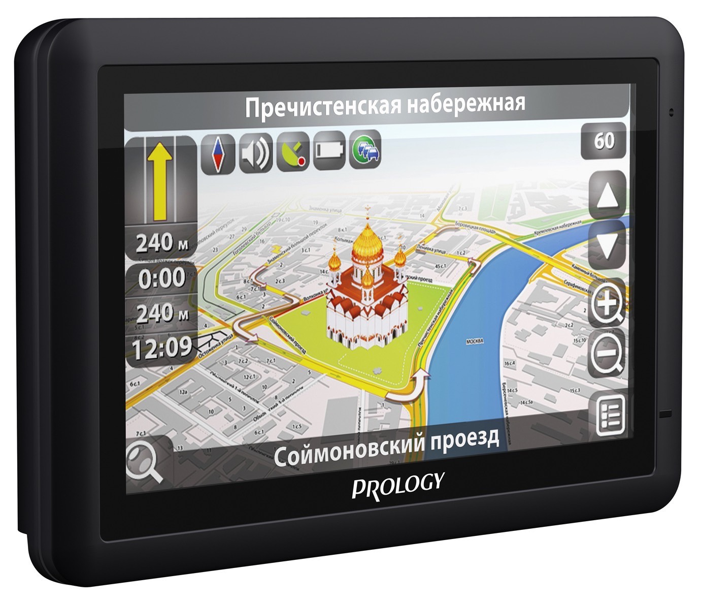 Миниатюра продукта PROLOGY iMap-552AG