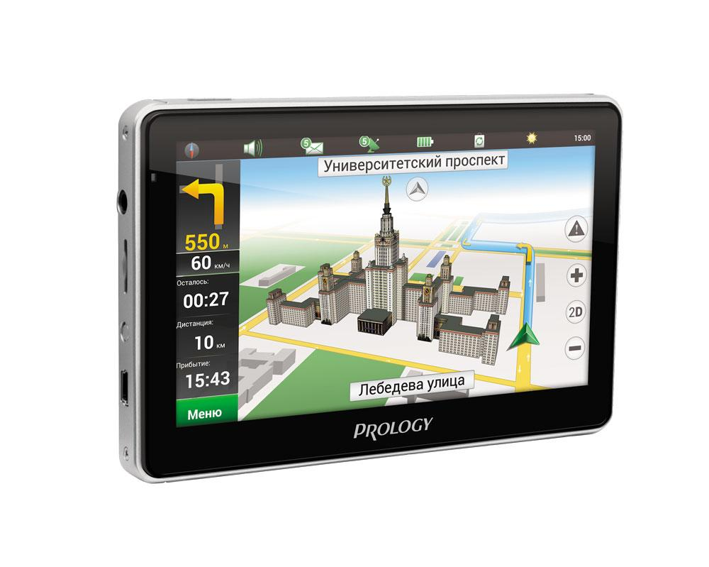 Скачать навигационную программу для навигатора prology