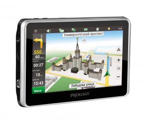 Миниатюра продукта PROLOGY iMap-560TR портативная навигационная система